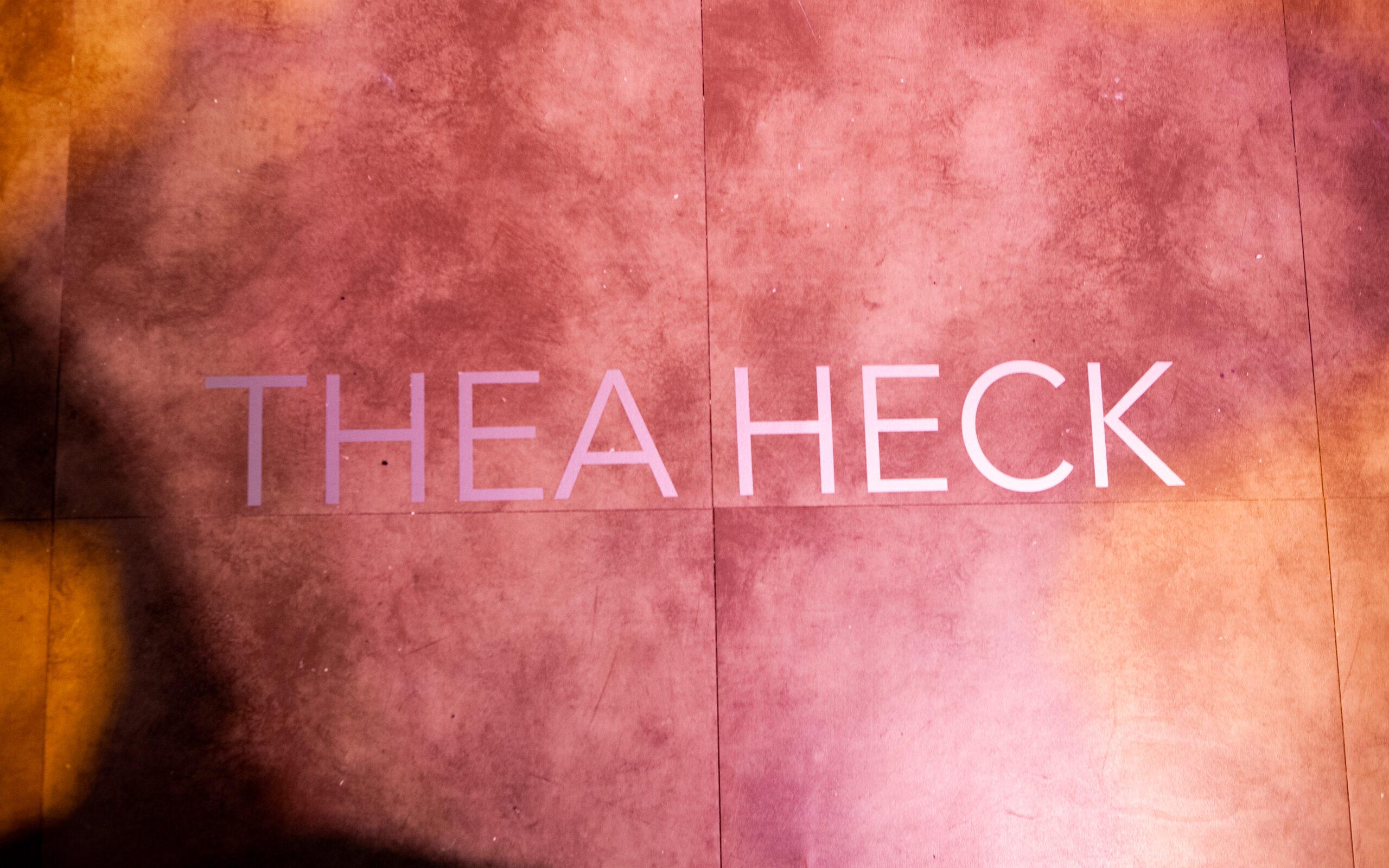 Thea Heck's Name